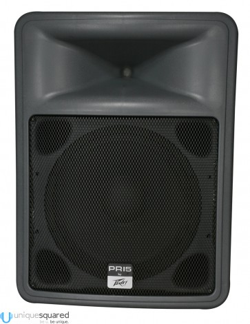 "Peavey PR 15 - 2-Way Portable PA Speaker with 15"" Woofer"