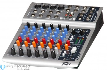 Peavey PV8 - 8-Channel Compact Live Sound Mixer