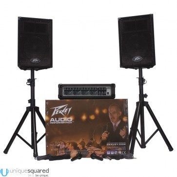 Peavey Audio Performer Pack - Portable PA System