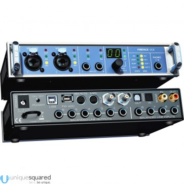 RME Fireface UCX 24 Bit 36-Channel FireWire / USB Audio Interface