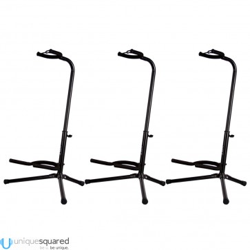 VRT Pro Audio Guitar Stand (3 Pack)