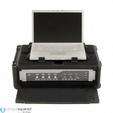 SKB 1SKB19-RSF2U Studio Flyer 2U Portable Studio Rack