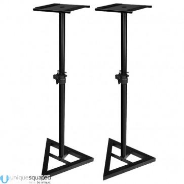 Studio Monitor Speaker Stand Height Adjustable Pair