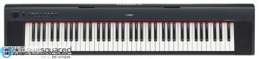 Yamaha Piaggero NP31 - 76-Key Portable Digital Piano
