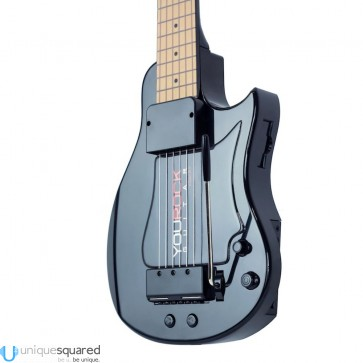 You Rock Guitar YRG-1000 Gen-2 MIDI Controller Electric Guitar Black