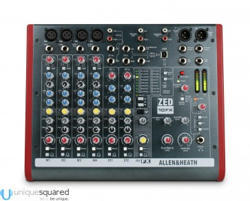 Allen & Heath ZED-10FX (B-Stock)