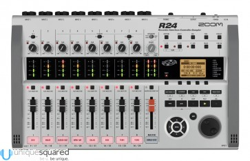 Zoom R24 - 24-Track Recorder Interface Controller Sampler