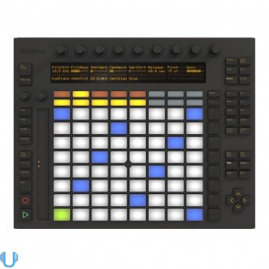 Ableton Push 64-Pad Software Controller with Live 9 Intro