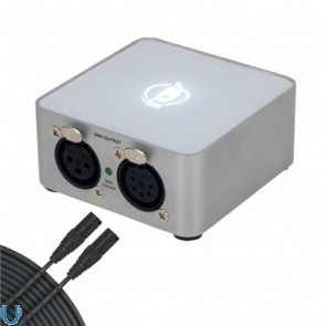 American DJ MyDMX 2.0 Professional DMX Computer Control Software with DMX Cable