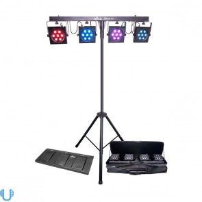 Chauvet 4Bar TRI with Stand