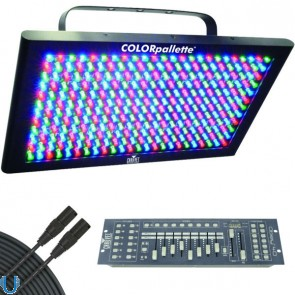 Chauvet COLORpalette with Obey 40