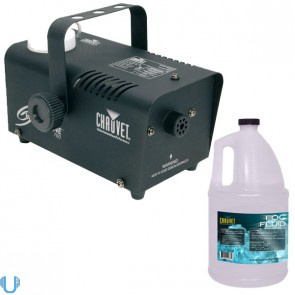 Chauvet Hurricane 700 Fog Machine with Fluid