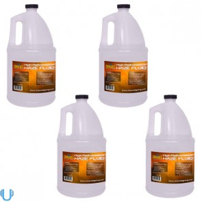 Chauvet HFG Performance Haze Fluid 1 Gallon (4 Pack)
