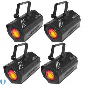 Chauvet LX5 4-Pack