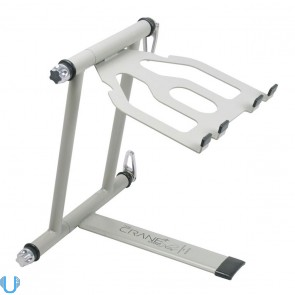 Crane Stand Plus Laptop Stand (White)