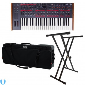 Dave Smith Instruments Pro 2 Monophonic/Paraphonic Hybrid Synthesizer With Bag & Stand