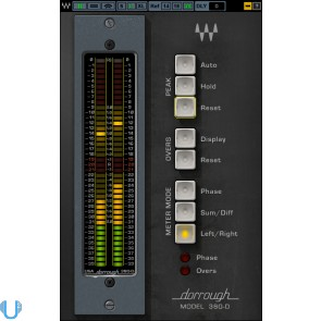 Waves Dorrough Stereo Plugin (Digital Download)