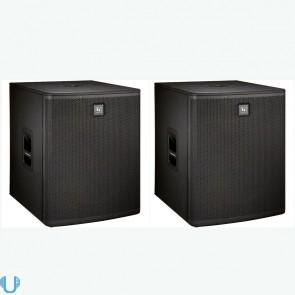 Electro-Voice ELX118P Pair