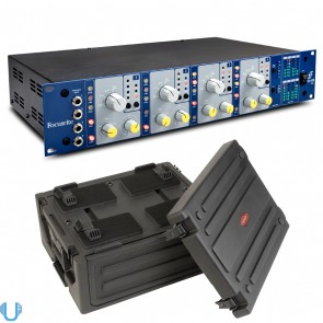 Focusrite ISA428 MkII with SKB Rack Case