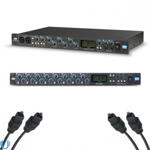 Focusrite Saffire Pro 40 with OctoPre MkII Dynamic and Cables
