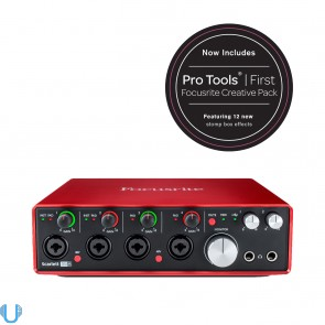 Focusrite Scarlett 18i8 - 2nd Generation
