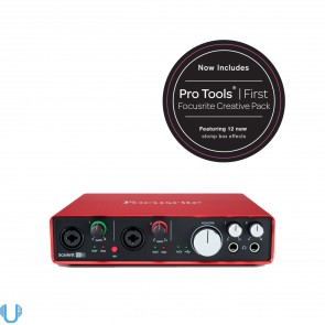 Focusrite Scarlett 6i6 - 2nd Generation