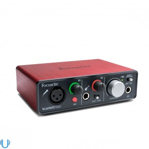 Focusrite Scarlett Solo - Refurbished