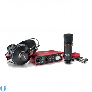 Focusrite Scarlett 2i2 Studio - 2nd Generation