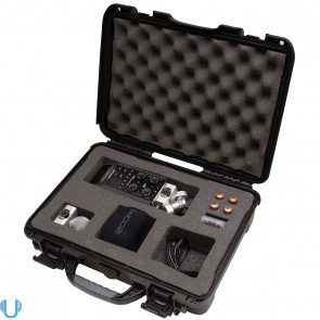 Gator GU-ZOOMH6-WP Waterproof Recording Case For Zoom H6