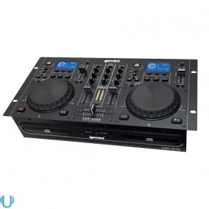 Gemini CDM-4000 CD MP3 USB DJ Media Player