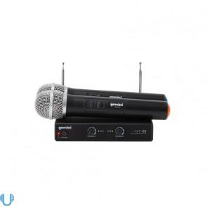 Gemini VHF02 Series Wireless Mic System