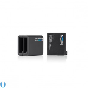 GoPro Dual Battery Charger w/ Spare Battery (for HERO4)