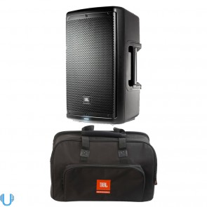 JBL EON610 with Carry Bag