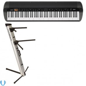 Korg SV-1 with Stand