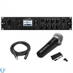Line 6 POD HD Pro X with Mic and Cable