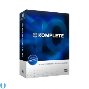 Native Instruments Komplete 10 S-Series Production Suite Update