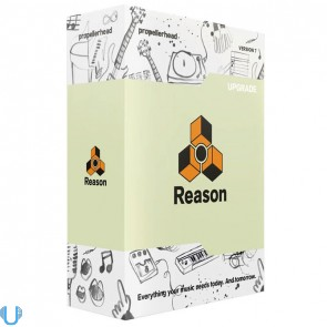 Propellerhead Reason 7 Music Production Software Upgrade