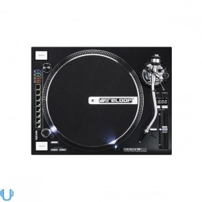 Reloop RP-8000 Turntable With Digital Control Section