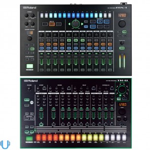Roland AIRA MX-1 and TR-8