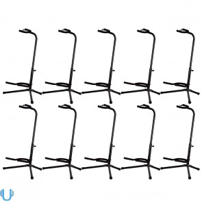 VRT Pro Audio Guitar Stand (10 Pack)