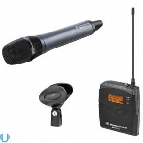 Sennheiser EW135-P G3 Handheld Wireless Microphone System (A Band)