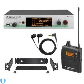 Sennheiser EW300IEM G3 Wireless In-ear Monitoring System (B-Band)