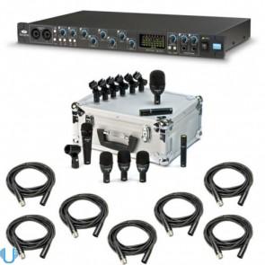Focusrite Saffire Pro 40 with Audix FP7 and Cables
