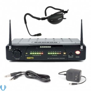 Samson Airline 77 Wireless Headset Microphone N6 Band