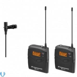 Sennheiser EW 112P G3 Wireless Lav Microphone System (A Band)
