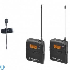 Sennheiser EW122P G3 Wireless Lavalier Microphone System (B Band)