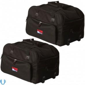 Gator Cases GPA-712LG Rolling Speaker Bag Pair