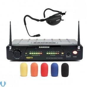 Samson Wireless Airline 77 Headset Mic N2 Band