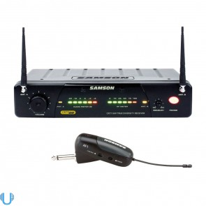 Samson AirLine 77 UHF Wireless Guitar System  (N4 Band)
