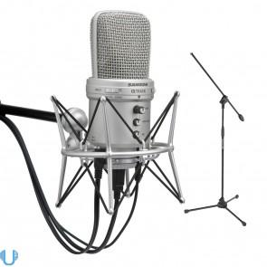 Samson G-Track USB Recording Microphone Deluxe Podcast Kit
